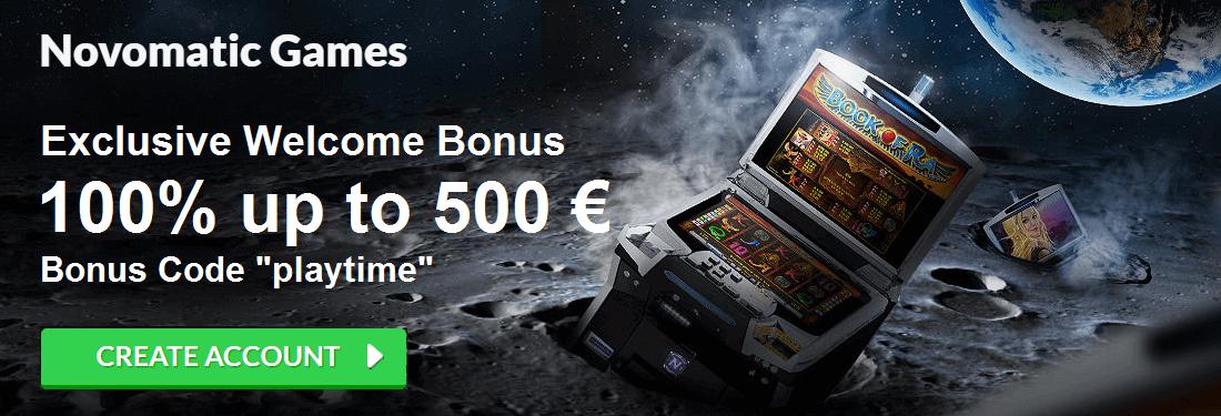 Quasar Playtime Bonus UK