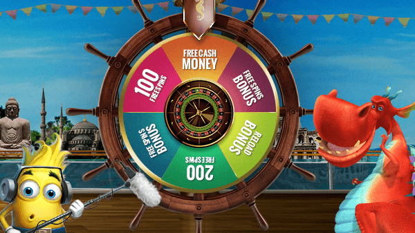 Free Spins, Cash, Bonuses at Casino Cruise