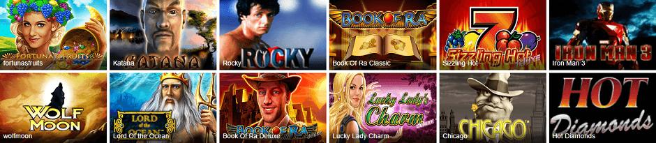 Ares Casino Games