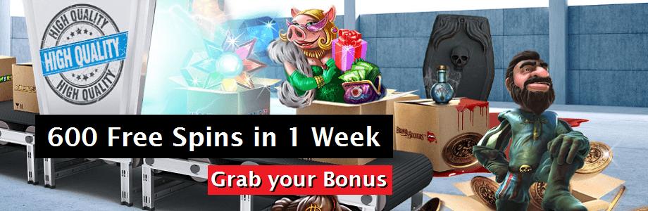Free Spins Cherry Casino