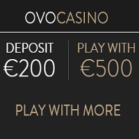 OVO Casino UK Welcome Bonus