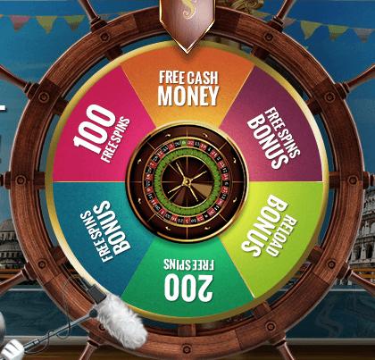 Casino Cruise Wheel of Fortune