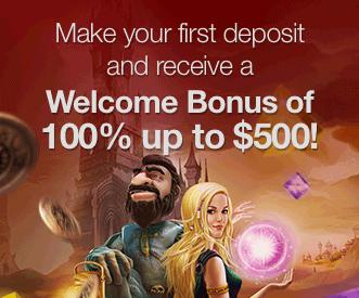Casino Fantasia Multigaming Bonus