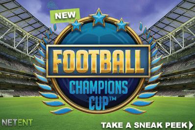 Football Champions Cup Slot