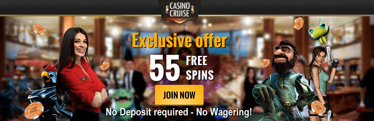 Casino Cruise No Deposit Free Spins